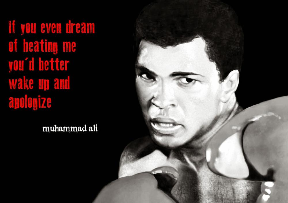 Muhammad Ali Quotes Pictures