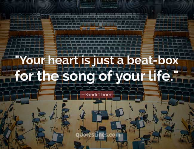Music heals quotes