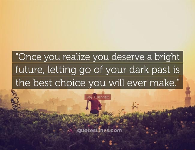 Quote About Moving on and Being Happy