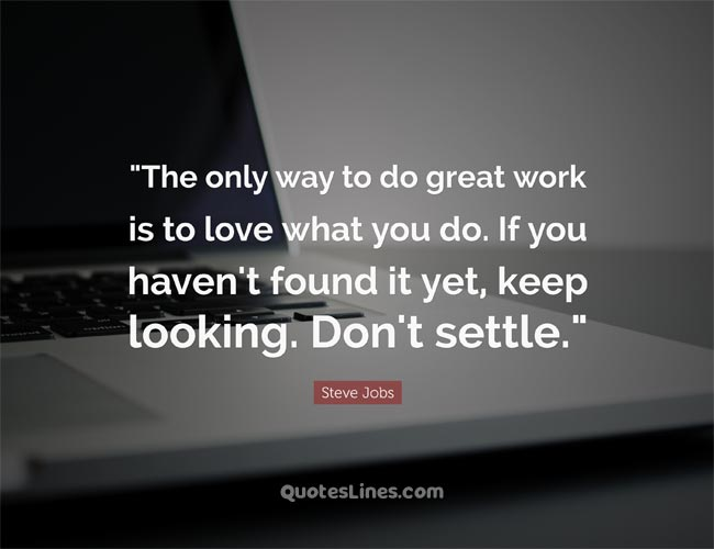 Quotes for First Day of Work Motivation