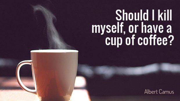 best famous coffee sayings