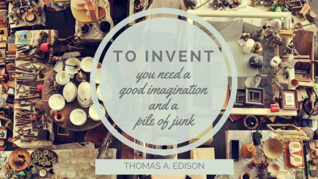To-Invent-need-good-Imagination-Edison