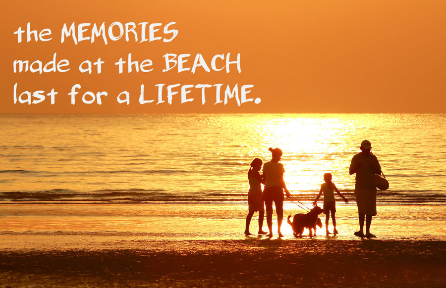 35 Awesome Beach Quotes With Beautiful Images