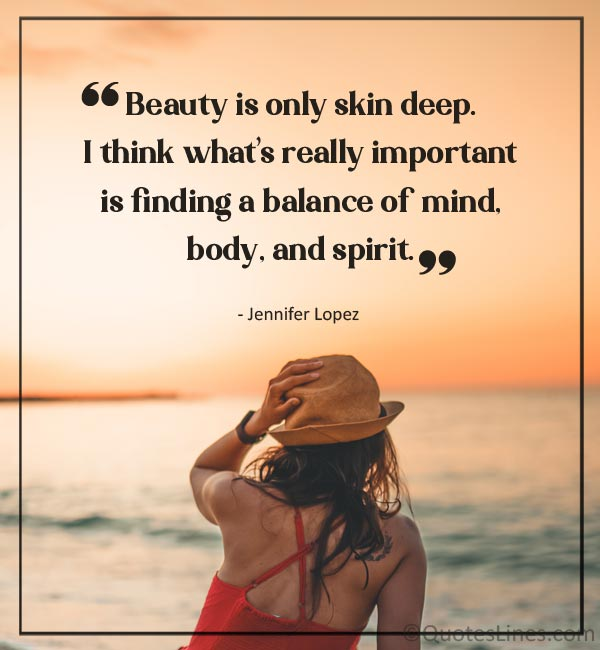 beauty quotes for girls
