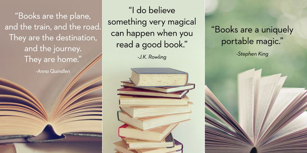 famous book quotes and sayings