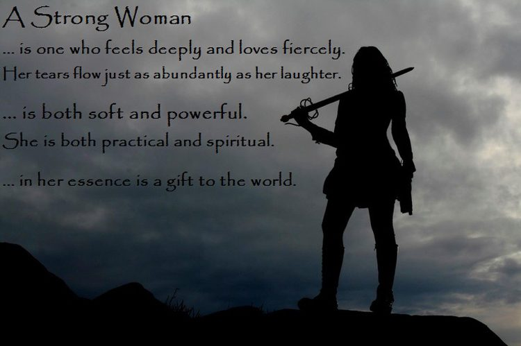 quotes for inspiring strong women
