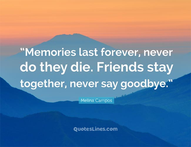 goodbye quotes for friends with images