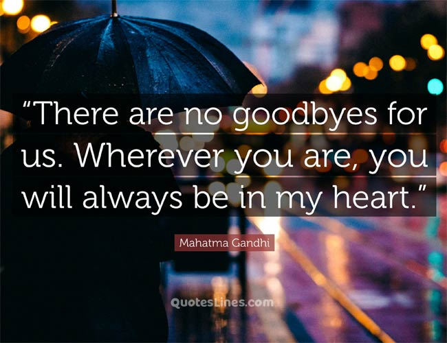 goodbye quotes with images