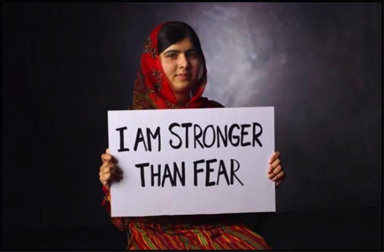 i am stronger than fear