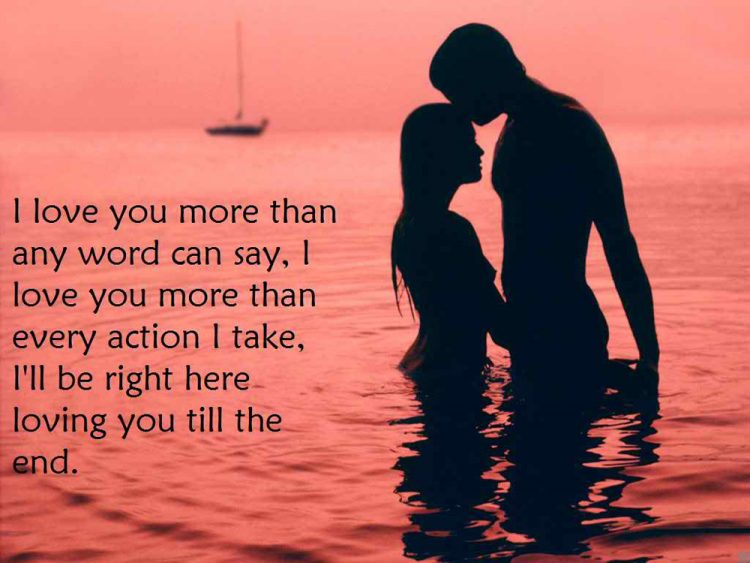 Sweet Love Quotes Custom Top 30 Sweet Love Quotes For Her With Cutest Images