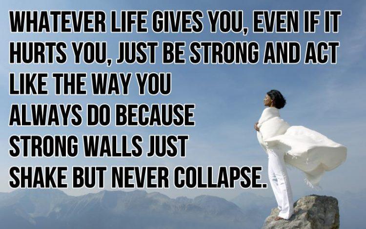 best strong women sayings