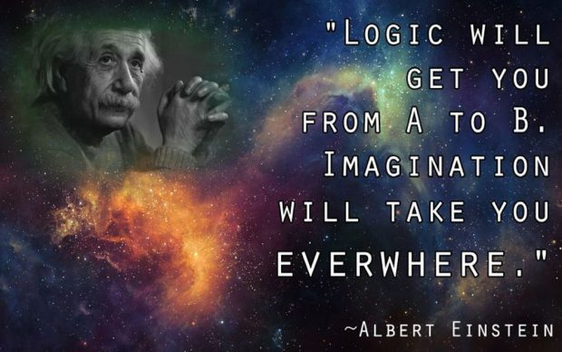 inspirational quotes about imagination