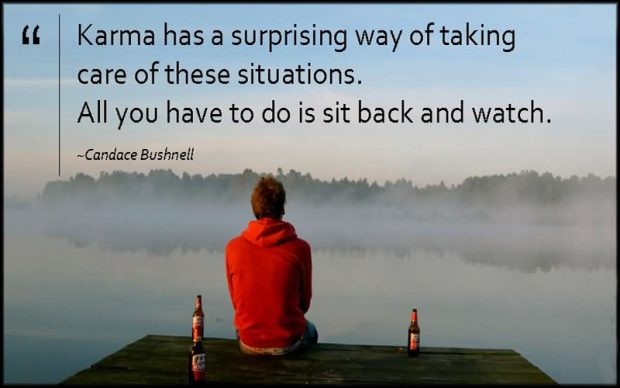 Act The Way You D Like To Be And Soon You Ll Be The Way: Great Karma Quotes For Your Daily Life Inspiration