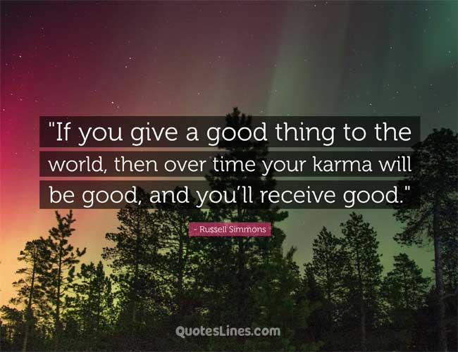 karma quotes saying karma