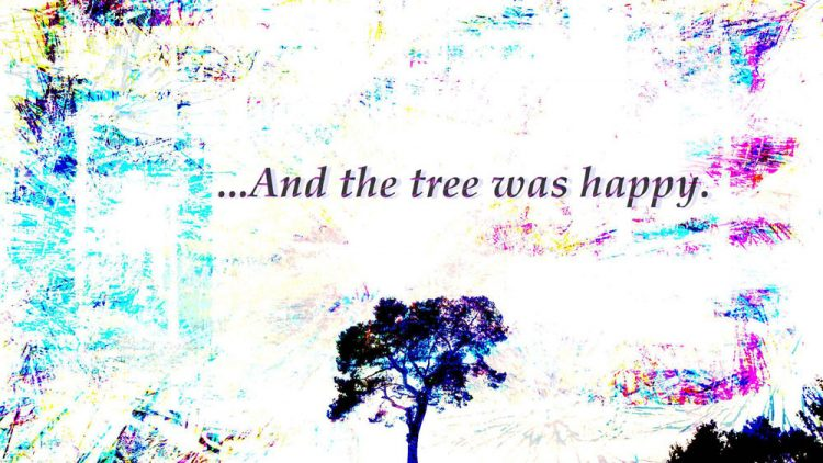most famous tree quotes