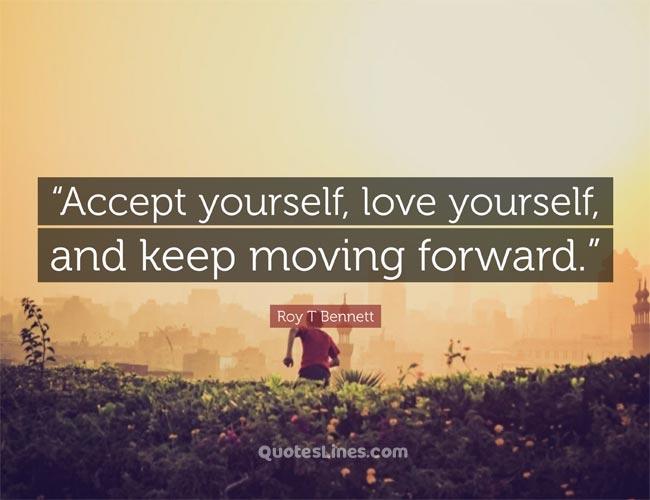 short keep moving forward quotes