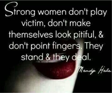 cute strong women quotes